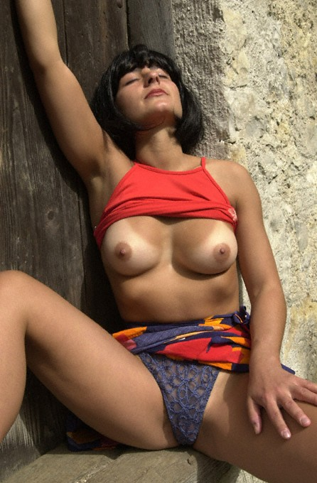 erotische Brustwarzen