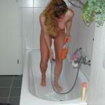 geiles aus dem Badezimmer